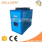 Zillion factory wholesale price high quality aquarium 5HP AC air cooled industry Air water chiller for Plastic molding