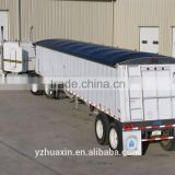 Outdoors pvc coated fabric for truck cover Heavy duty polyester PVC tarpaulin truck cover