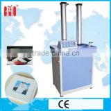 Photo album /Photo book making machine---Hot Pressing Machine ,Temperaturer is adjustable