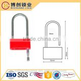 ABS Disposable Container Seal Lock for Bank, ISO 17712:2010 Security Plastic Seal, Padlock Seals Metal