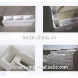 New Usage Energy-saving and Eco-friendly EPS foam Greenhouse Insulated Brick Factory Price