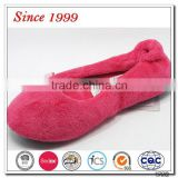 girls popular red ballet slippers