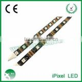 ws2813 double signal led strip DC5V 4pin two wire data transfer addressable flex led strip