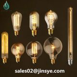 E26 e27 G80 G95 G125 A19 ST64 T45 T9 T30 decorative 220V antique light bulb led vintage edison bulb