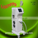 Pain Free Amazing Ipl Hair Removal Machine Permanent Hair Removal Pigmented Spot Removal