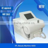 Professional Dark&thick hair,light-colored&soft hair removal IPL beauty machine for sale-A003 home using
