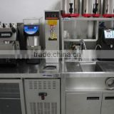 bubble tea counter bubble tea equipment for bubble tea kiosk, bubble tea counter design for bubble tea shop