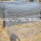 high quality 3x1x1 gabion weld box basket wire mesh (Galvanized &PVC Coated) for stone