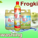 fast action cleaning ginger formula dishwashing liquid (OEM is cceptable)