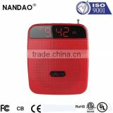 Factory Directly Selling Made In China Portable Wireless PA Amplifier