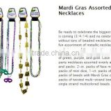 Mardi Gras Assorted Party Necklaces