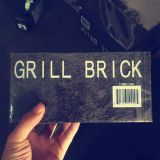 BBQ grill cleaning stone, Grill cleaner, griddle block for cleaning grate