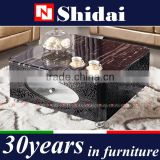 coffee table design, square design caffee table, modern design new center table LV-TA801Q