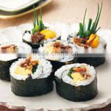 yaki sushi nori , seaweeds , for making delicious sushi , with health effects made in Japan