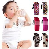 Travel Portable Baby Kid Feeding Milk Bottle Warmer Storage Holder Carrier Bag