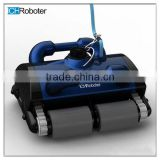 Deep blue Robotic Pool Cleaning Machine, automatic pool cleaner