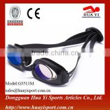 Custom printing new fashionable original anti uv original anti uv new designs swim goggle