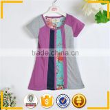 children wholesale smocked dresses baby girl cotton dresses baby woolen dress