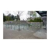 Extra Clear Tempered Safety Glass 5mm 6mm 8mm For Stair Railing