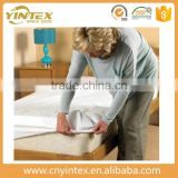 Queen Size Wholesale Hypoallergenic 100% Waterproof Knitted Fabric Mattress Protector