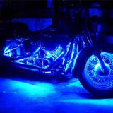 Motorcycle led lights- RGB LED-Control Car Light Atmosphere Strip Kits