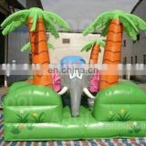 AOQI with free EN14960 certificate inflatable bouncers for sale