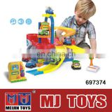 big electric toy train sets ABS electric toy race track wholesale