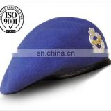 Inquiry about Custom Blue air force beret