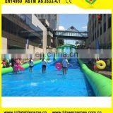 Summer event Slide the city Inflatable Slip N Slide for adult