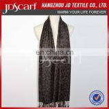 Fashion sex scarf leopard dots lady shawl keep warm in winter