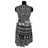 RAYON RAPRON DRESS PARTY WEAR