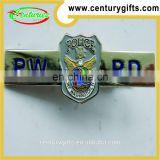 Custom logo color tie bar , customized-shaped and design ,OEM