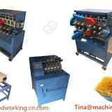 commerical wooden toothpick making machine  production line for sale