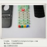 Soft - rubber hand - board model for making silicon - gel complex - die small batch rapid prototyping.