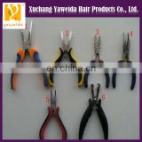 Best quality micro ring hair extension plier/pliers for hair extensions