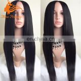 cheap brazilian human hair silk top full lace wig with baby hair thin skin full lace wigs