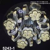 E14  E27  crystal lamp,LED lighting,Chandelier with remote control,bluetooth MP3
