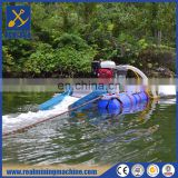 Sand Suction Pump Pontoon Type Mini Dredge for Gold Mining