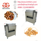 Stainless Steel Temperature Control Mixing Machine to Make Jaggery Peanut Candy