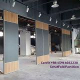 Factory Direct Partition Wall Wood Fiberglass Hanging For MultiFunction Room