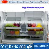 big capacity side by side refrigerator energy saving home appliances fridge manufacturer