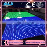 2015 ACS hot sales Light up led dance floor for party