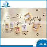DIY Family Picture Wall Photo Frame Wood