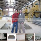 Top Performance complete production line for glass magnesium board