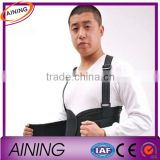 Adjustable Orthopedic lumbar support directly factory