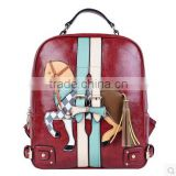 Lady/woman/female's New fashion shoulder bag/leisure bag/causal bag/handbag/tote/backpack