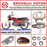 Hon. CD70 Motorcycle Parts Sprocket, Ball Ballings, Oil Tank, Chain Cover