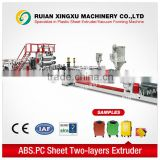 professional engineer short delivery time double screw extruder - YX-21AP