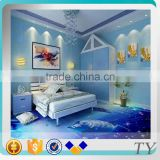China fashion design of color ceramic 3d bathroom floor tile                                                                         Quality Choice