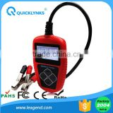 Factory price battery discharge tester/cca battery tester